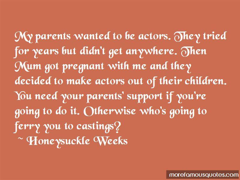 Honeysuckle Weeks Quotes Pictures 2