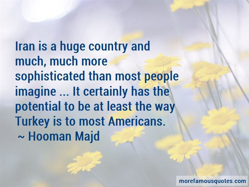 Hooman Majd Quotes Pictures 4