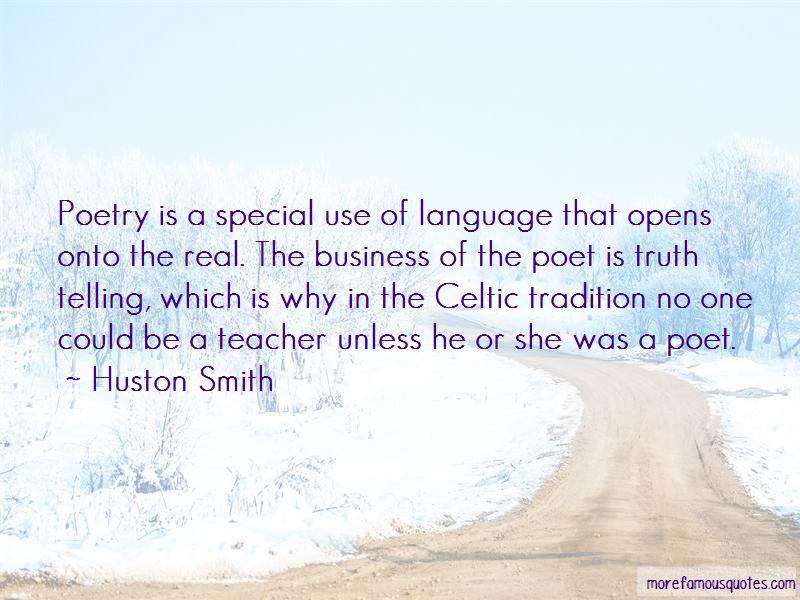 Huston Smith Quotes