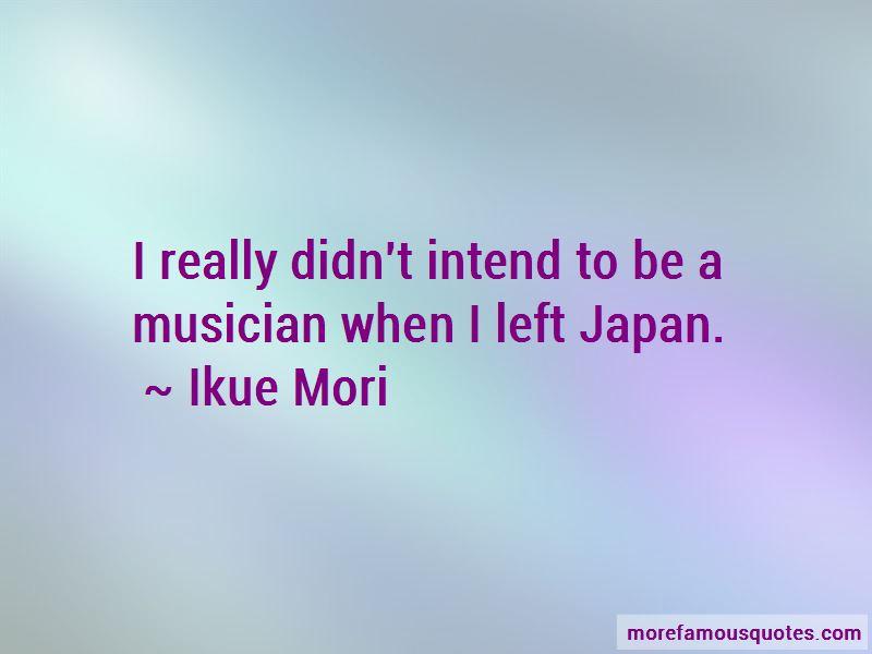 Ikue Mori Quotes Pictures 2