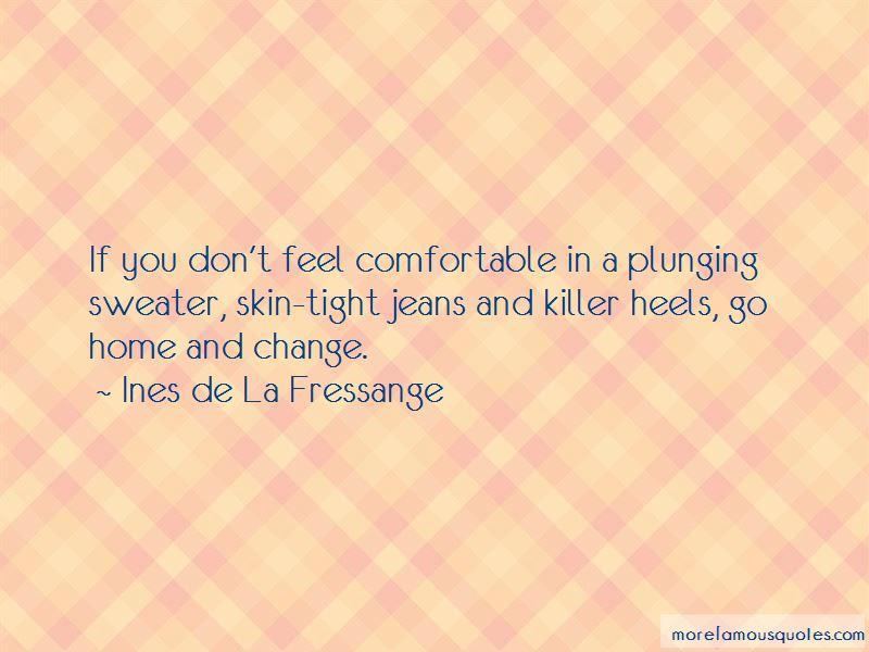 Ines De La Fressange Quotes Pictures 4