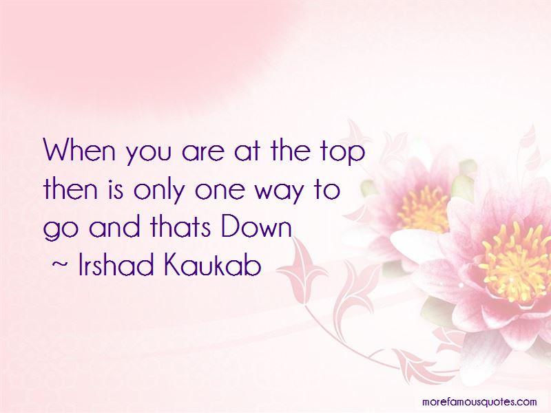 Irshad Kaukab Quotes