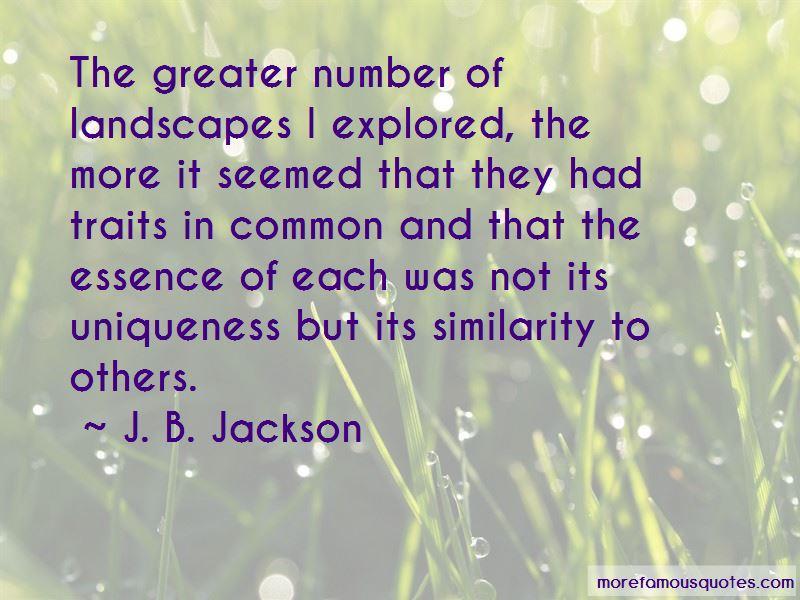 J. B. Jackson Quotes Pictures 3