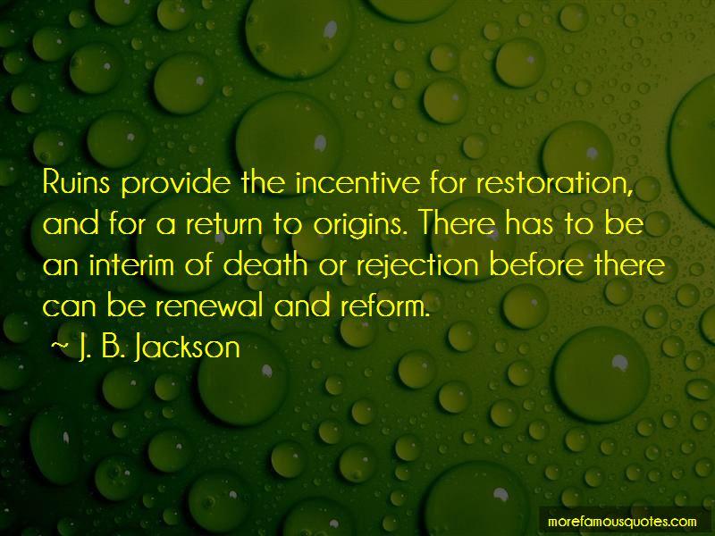 J. B. Jackson Quotes Pictures 4