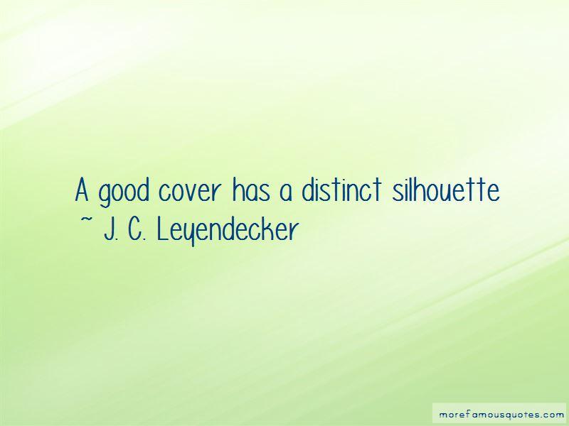 J. C. Leyendecker Quotes