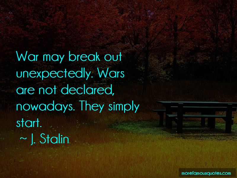 J. Stalin Quotes Pictures 4