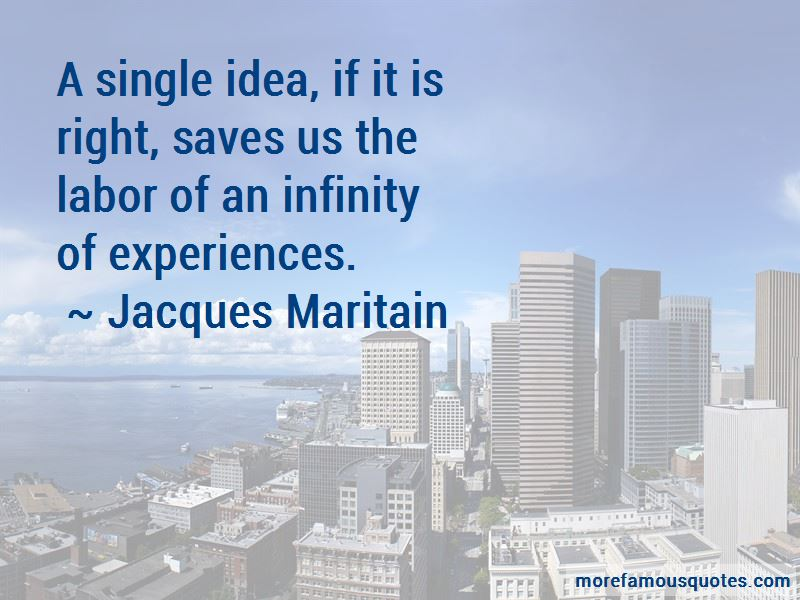 Jacques Maritain Quotes Pictures 2