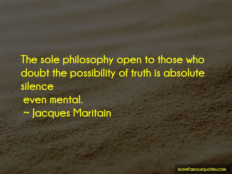 Jacques Maritain Quotes Pictures 3