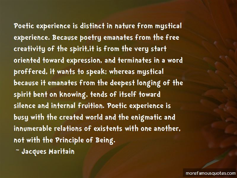 Jacques Maritain Quotes Pictures 4