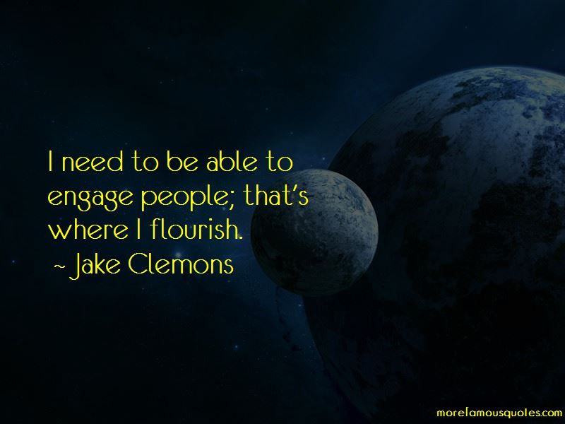 Jake Clemons Quotes