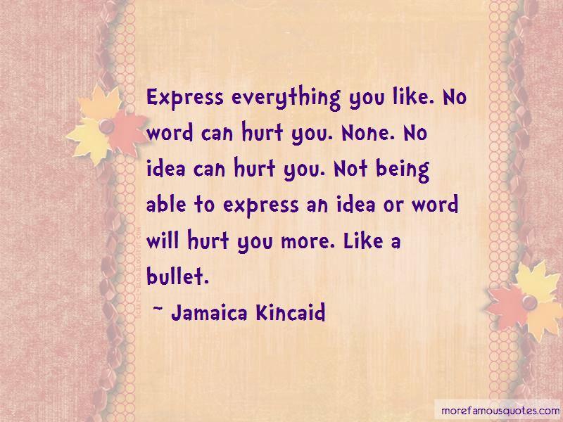 Jamaica Kincaid Quotes Pictures 4