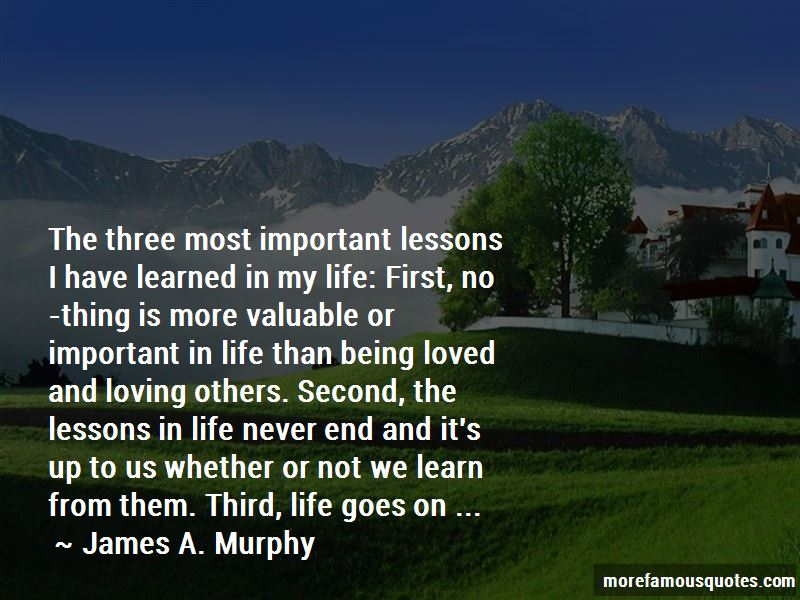 James A. Murphy Quotes Pictures 4