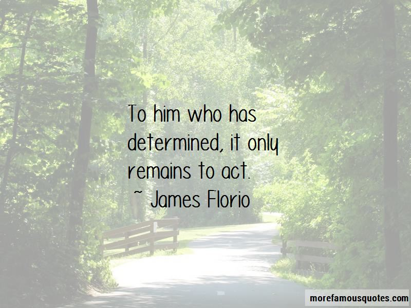 James Florio Quotes