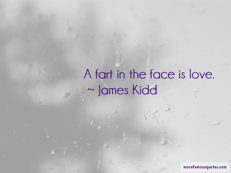 James Kidd Quotes