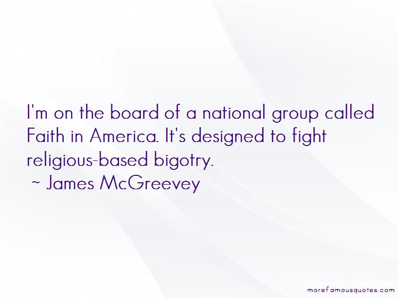 James McGreevey Quotes Pictures 2