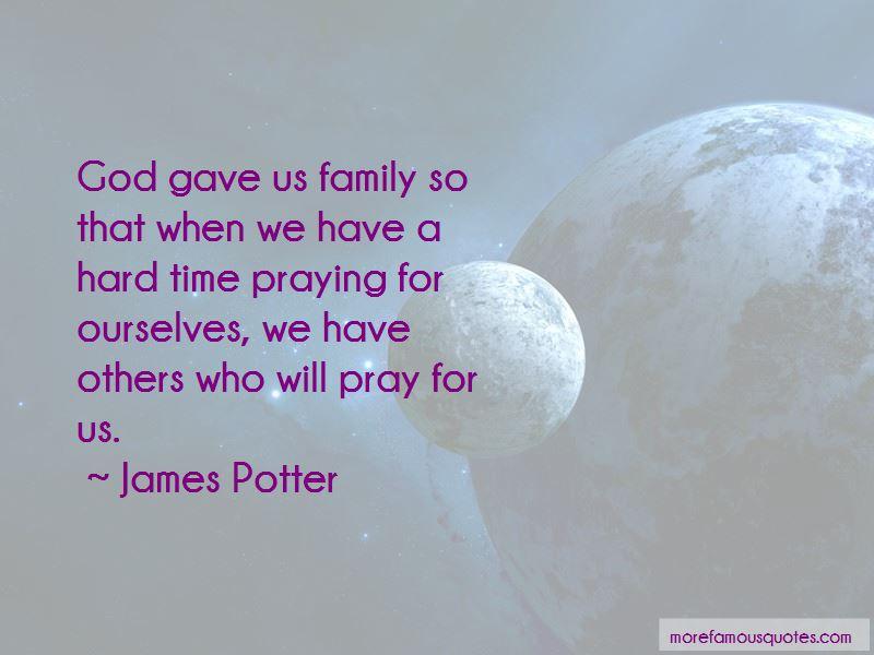 James Potter Quotes