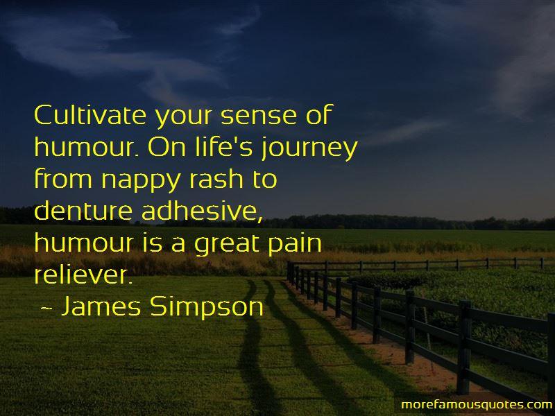 James Simpson Quotes