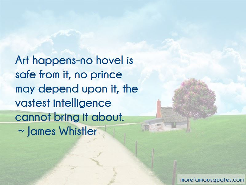 James Whistler Quotes Pictures 3