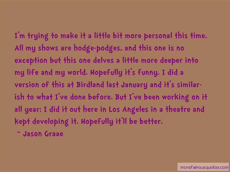 Jason Graae Quotes Pictures 2