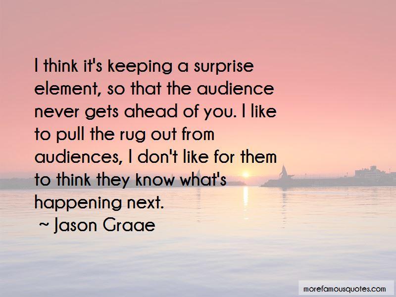 Jason Graae Quotes