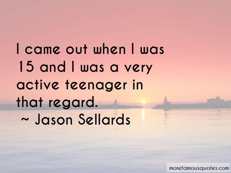 Jason Sellards Quotes Pictures 2