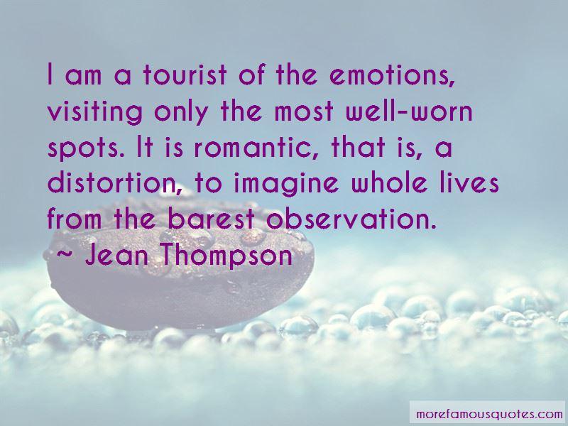 Jean Thompson Quotes