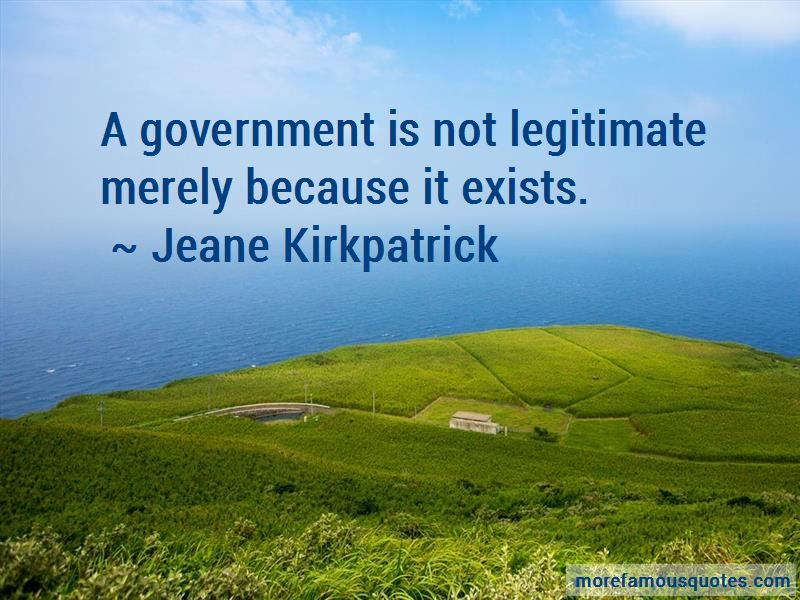Jeane Kirkpatrick Quotes Pictures 4
