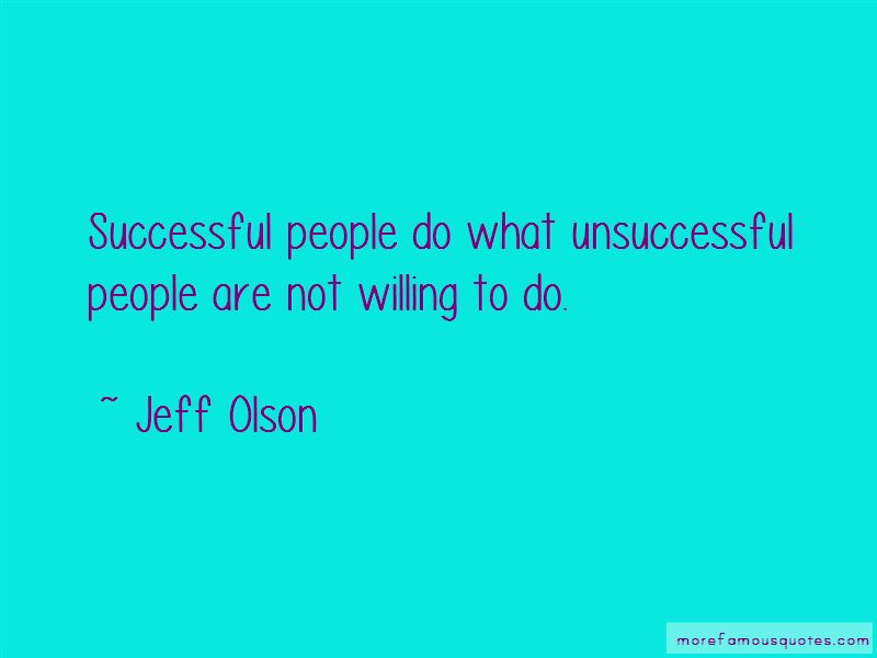 Jeff Olson Quotes Pictures 2