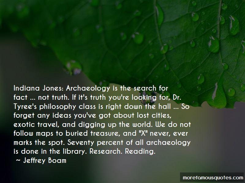 Jeffrey Boam Quotes