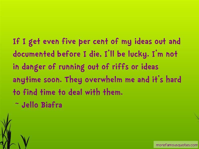 Jello Biafra Quotes