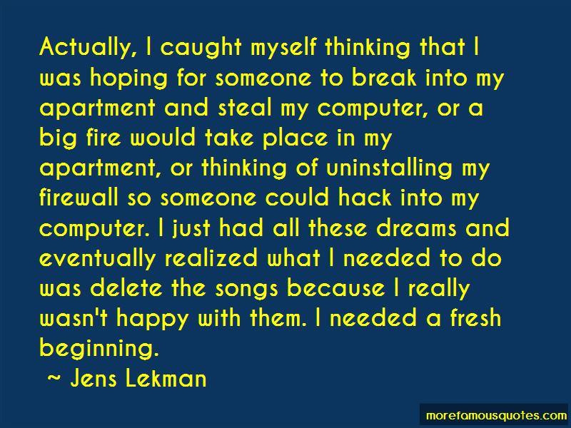 Jens Lekman Quotes Pictures 3