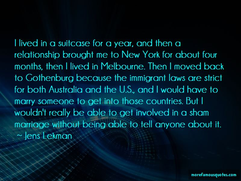Jens Lekman Quotes Pictures 4