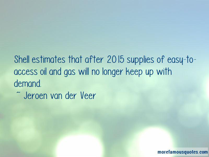 Jeroen Van Der Veer Quotes Pictures 3