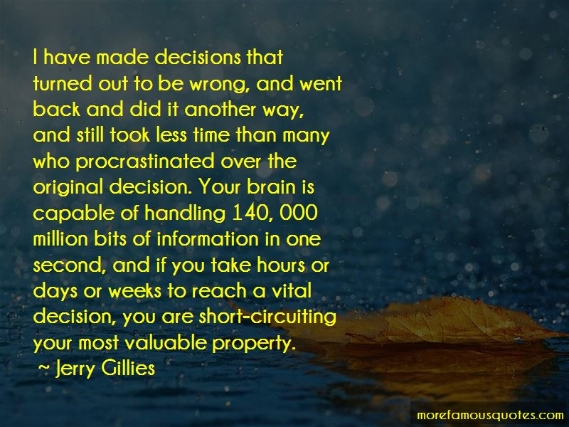 Jerry Gillies Quotes Pictures 4