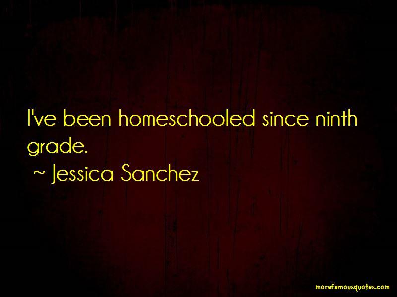 Jessica Sanchez Quotes Pictures 4