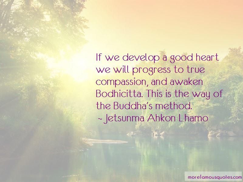 Jetsunma Ahkon Lhamo Quotes Pictures 4