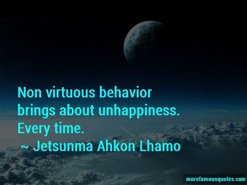 Jetsunma Ahkon Lhamo Quotes
