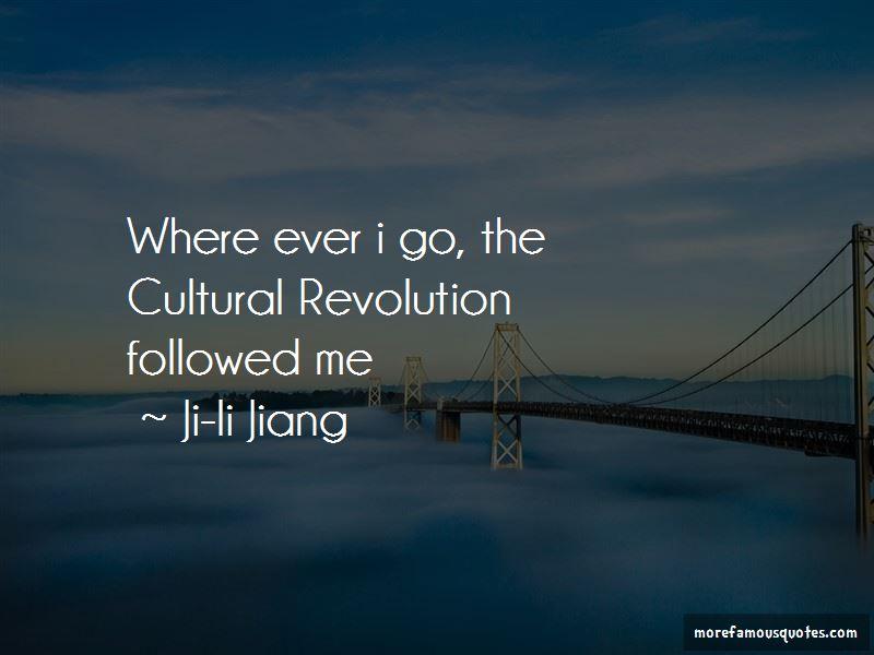 Ji-li Jiang Quotes
