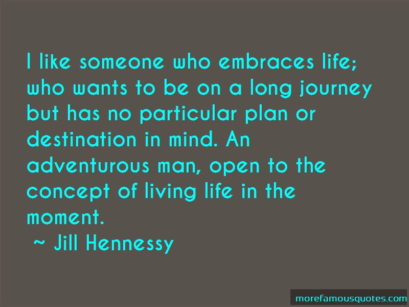 Jill Hennessy Quotes Pictures 2