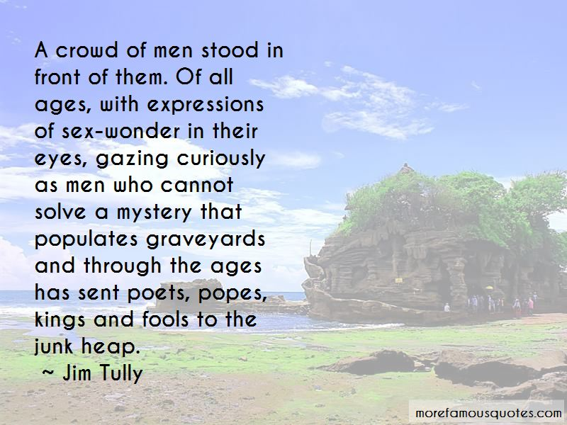 Jim Tully Quotes Pictures 3