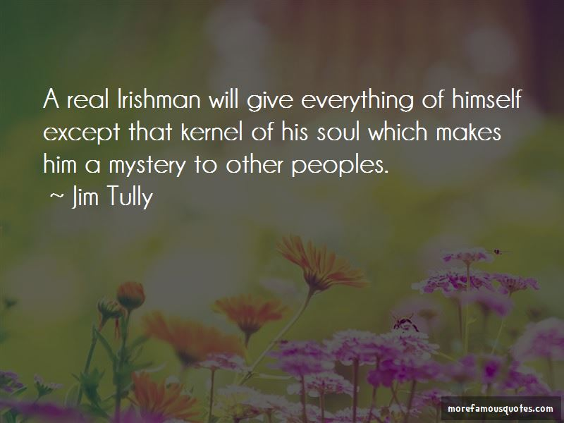 Jim Tully Quotes Pictures 4