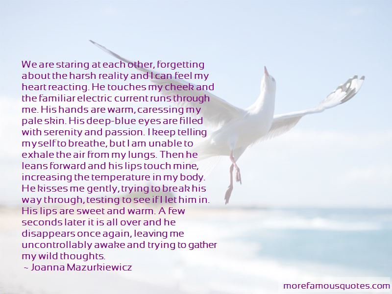 Joanna Mazurkiewicz Quotes Pictures 4