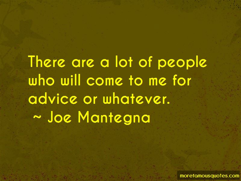 Joe Mantegna Quotes Pictures 2