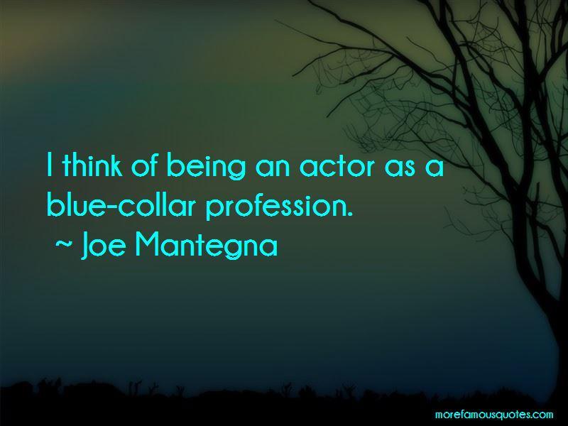 Joe Mantegna Quotes