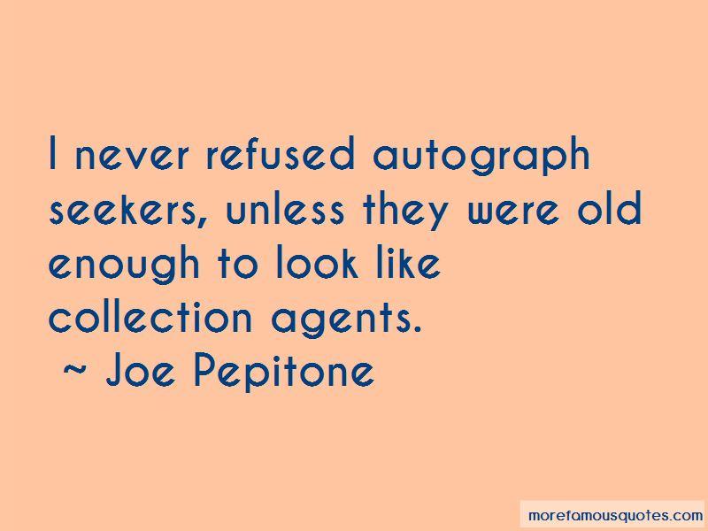 Joe Pepitone Quotes Pictures 2