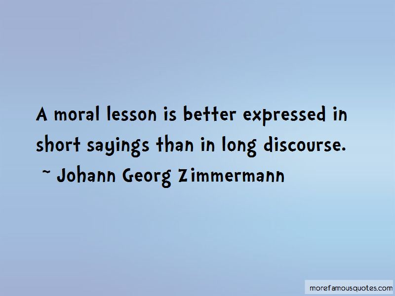 Johann Georg Zimmermann Quotes Pictures 2