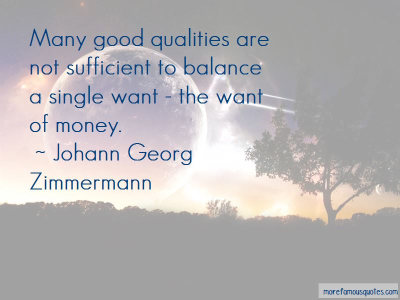 Johann Georg Zimmermann Quotes Pictures 4