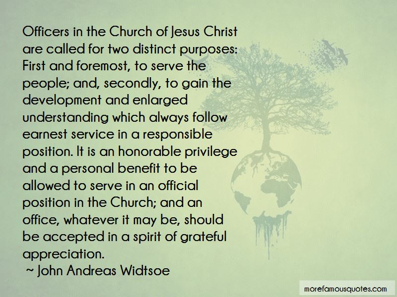 John Andreas Widtsoe Quotes Pictures 4