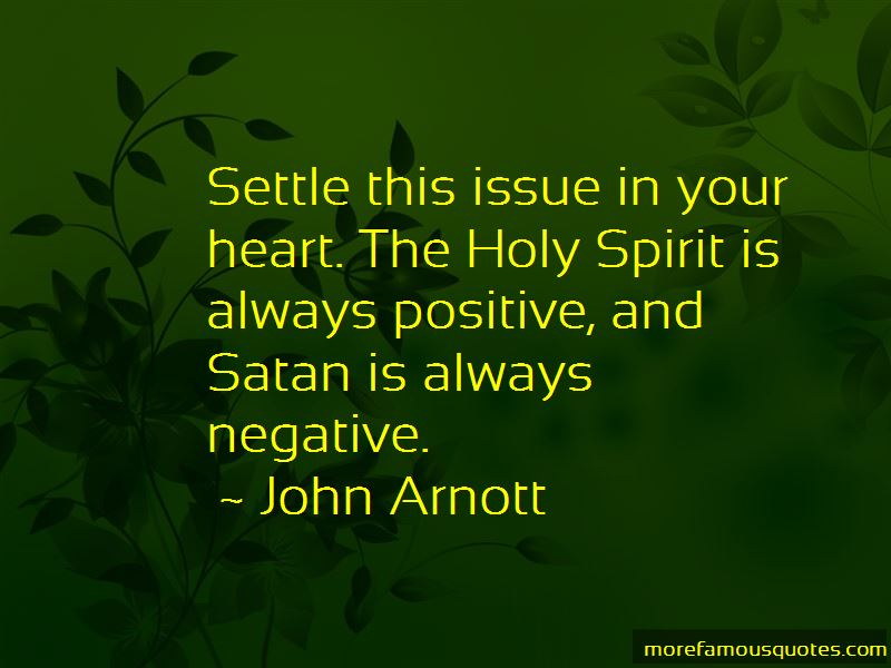 John Arnott Quotes Pictures 2