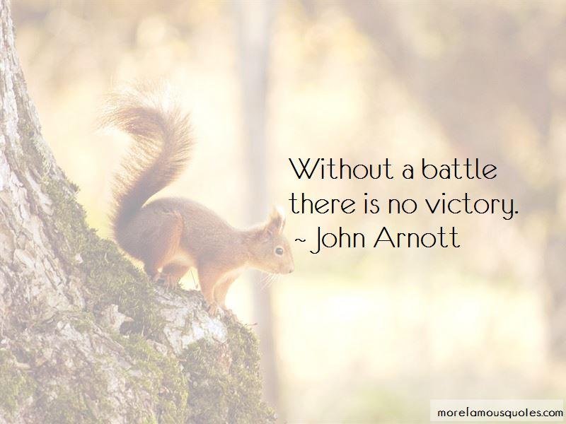 John Arnott Quotes